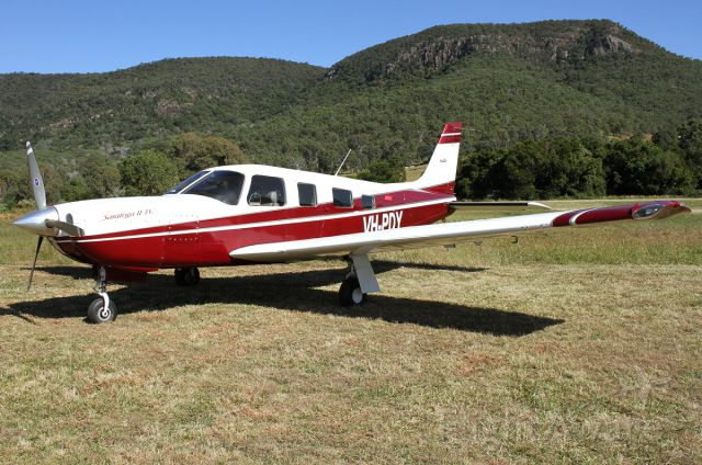 Piper Saratoga/Lance (VH-PDY)
