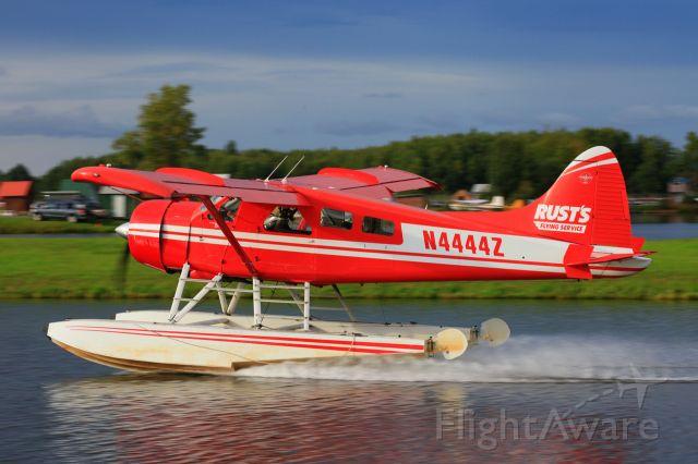 De Havilland Canada DHC-2 Mk1 Beaver (N4444Z)