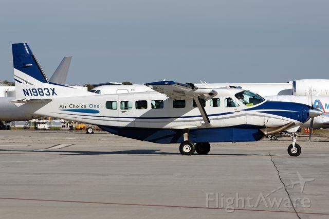 Cessna Caravan (N1983X)