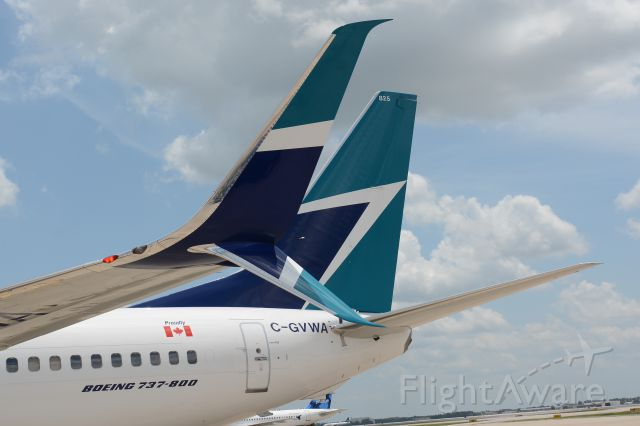Boeing 737-800 (C-GVWA) - Can somebody tell me what this new type on winglet does I have  seen them on a few 737 now.
