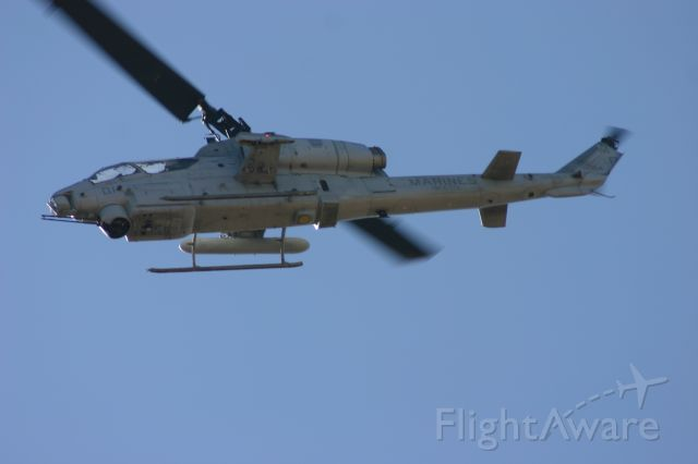 — — - United States Marine Helicopter comming in for fuel in Gainesville GA.