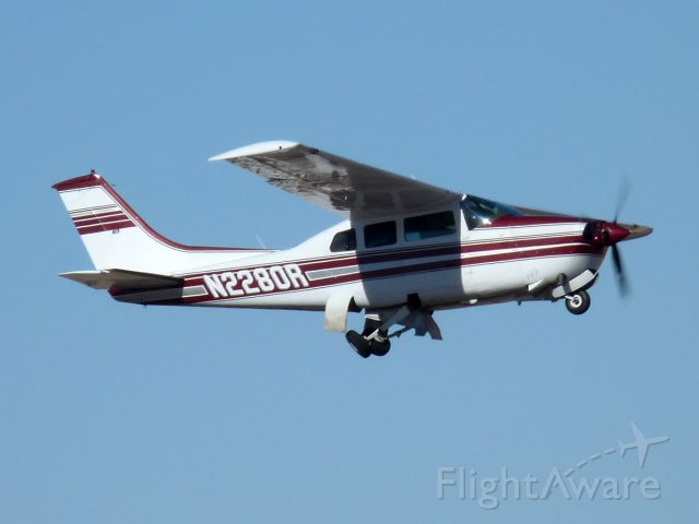 Cessna Centurion (N2280R)