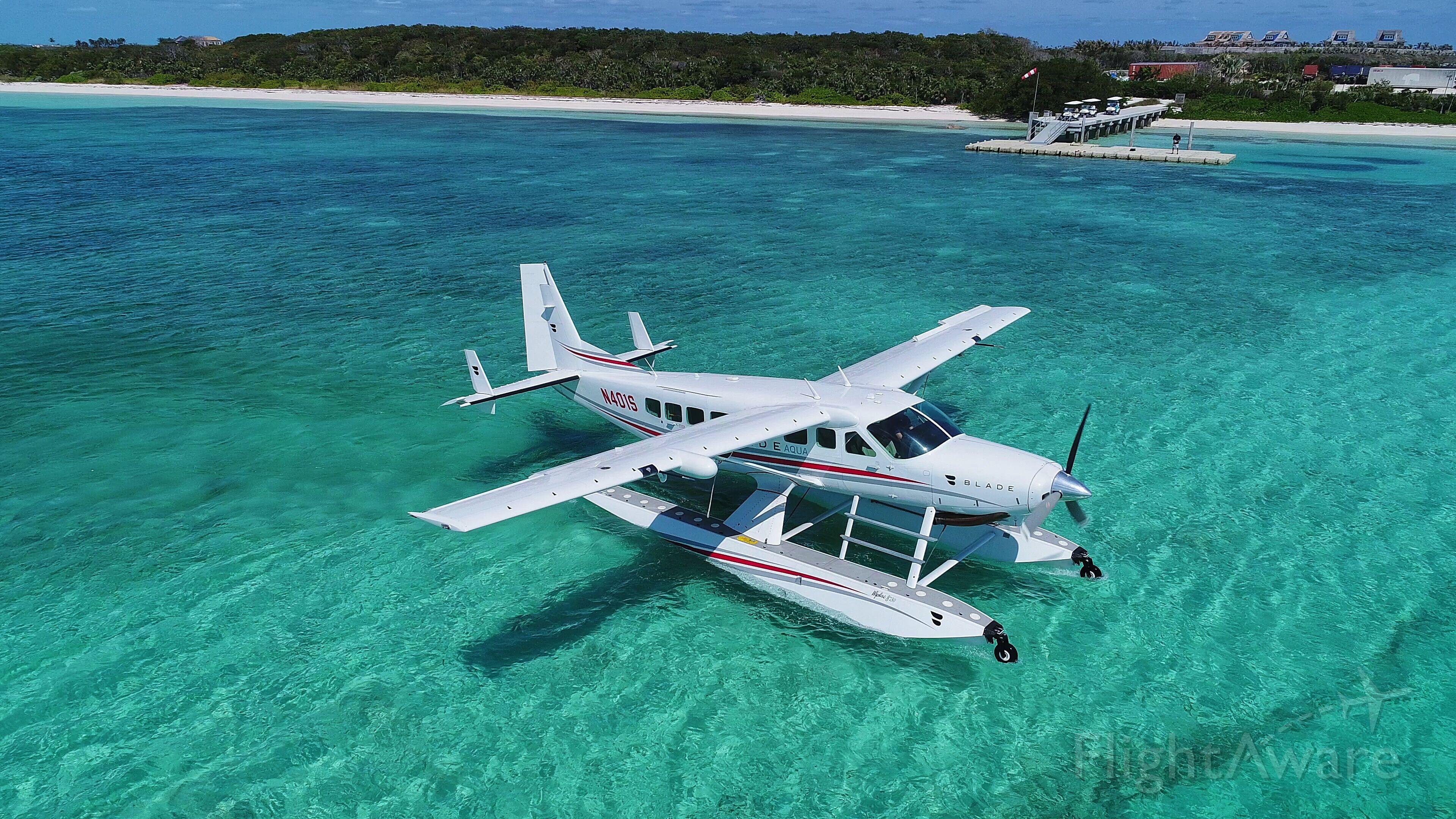 Cessna Caravan (N401S) - Bakers Bay - Abaco