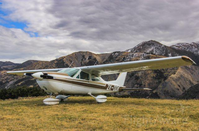 Cessna Cardinal (ZK-DDK) - Mt Lyford, South Island, NZ