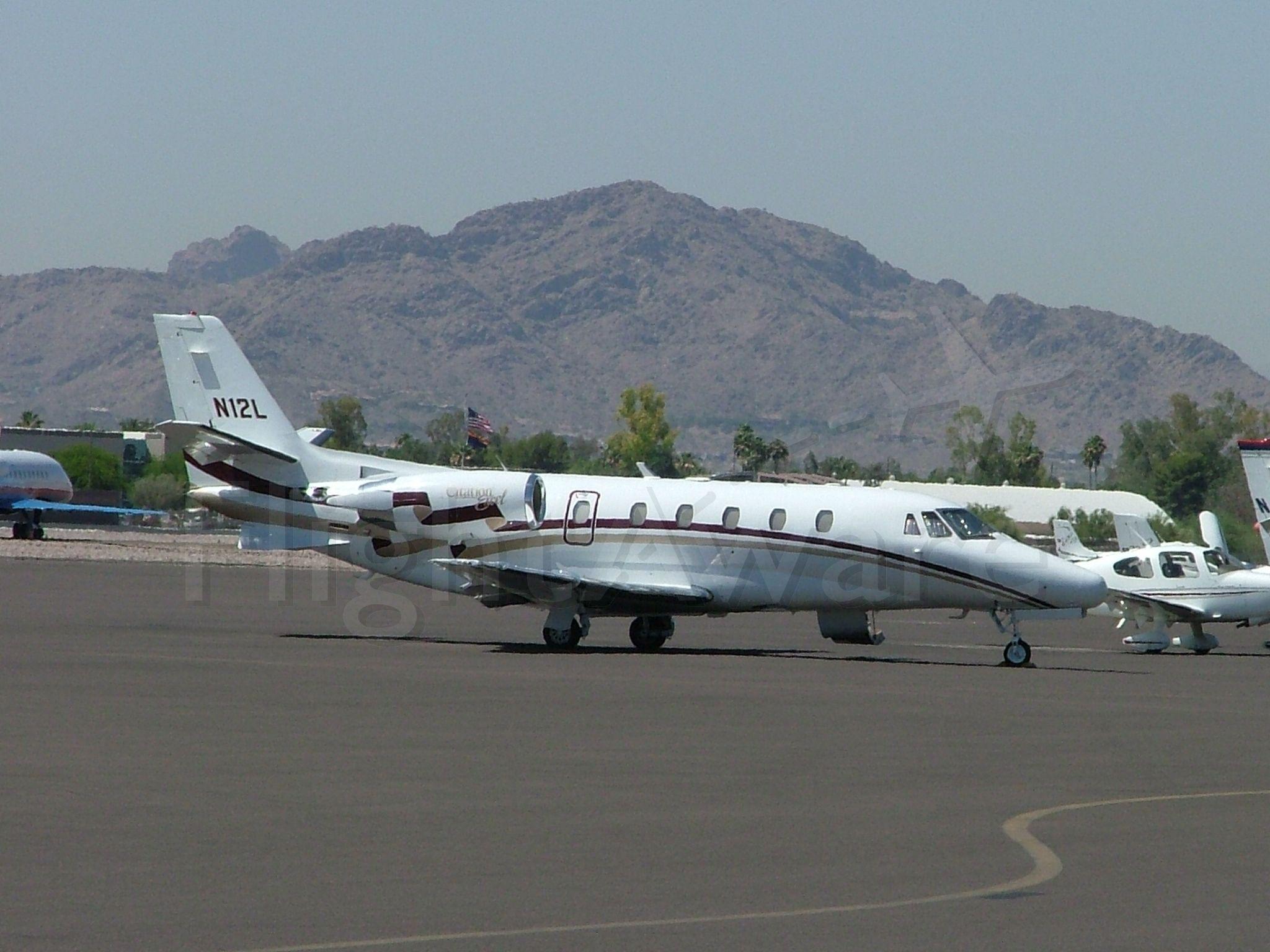 Cessna Citation Excel/XLS (N12L)
