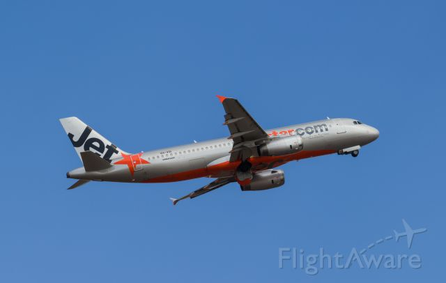 Airbus A320 (VH-VGI) - Taken at the Avalon International Airshow<br />Canon EOS 200D