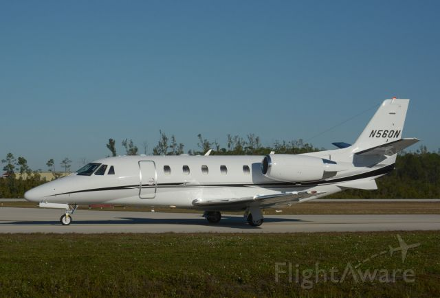 Cessna Citation Excel/XLS (N560N)