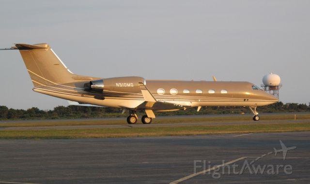 Gulfstream Aerospace Gulfstream IV (N510MG) - Great aircraft!