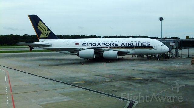 Airbus A380-800 (EGN123AB)