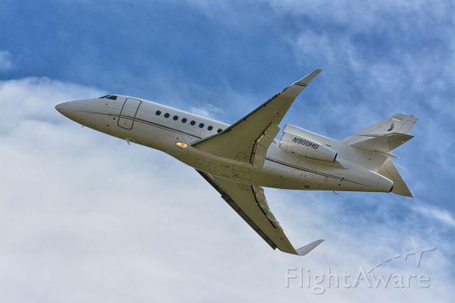 Dassault Falcon 900 (N900HG)