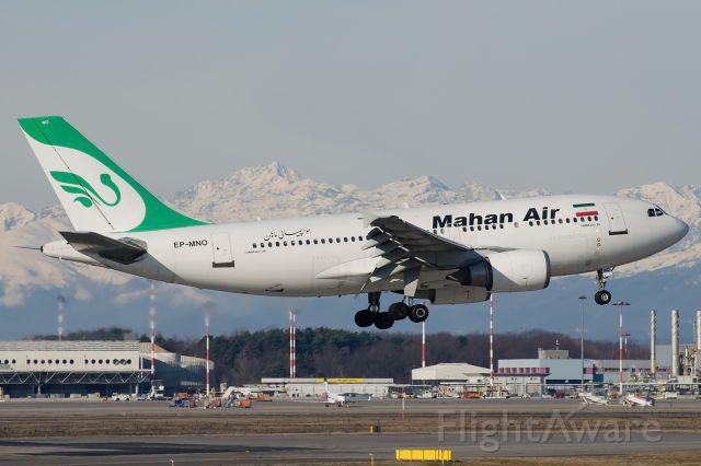 Airbus A310 (EP-MNO)