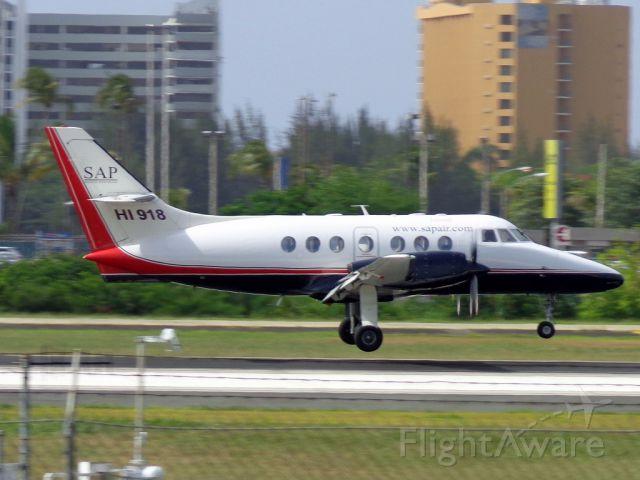 British Aerospace Jetstream 31 (HI918)