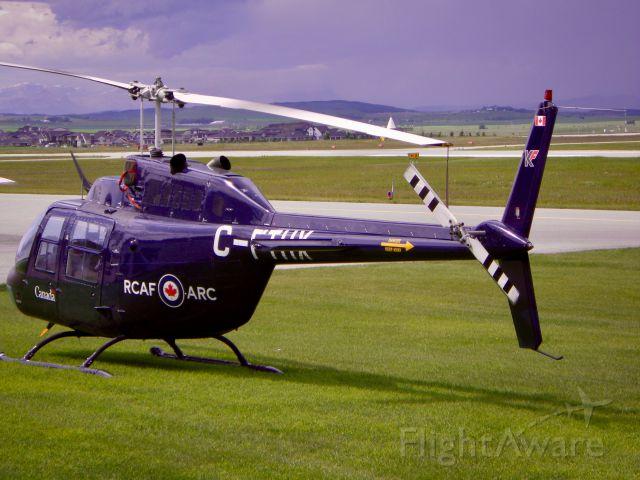 13-9305 — - CFTHK Bell CH-139 Jet Ranger Helicopter.