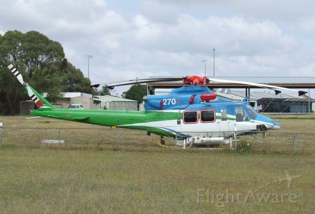 Bell 412 (VH-NSC)