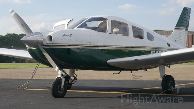 Piper Cherokee (N422RM) - Taken by Jayson Chappell on 9-16-2018.
