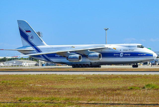 Antonov An-124 Ruslan (RA-82045)