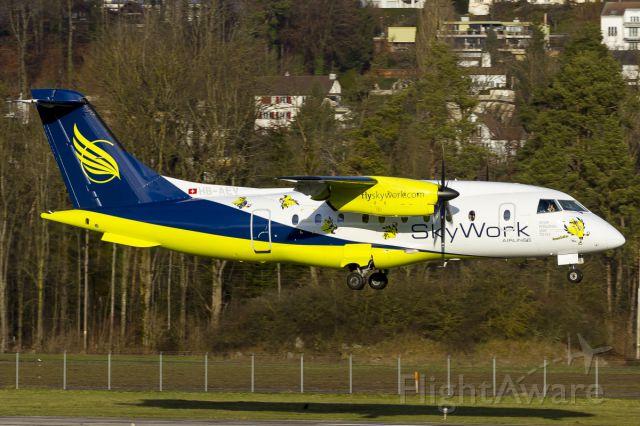 Fairchild Dornier 328 (HB-AEV)