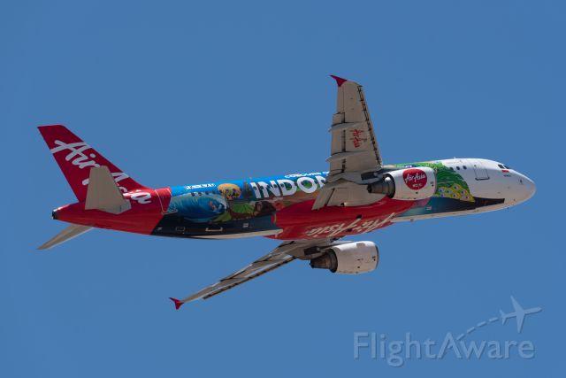 Airbus A320 (PK-AXD)