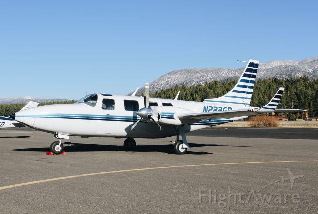 Piper Aerostar (N222GB)