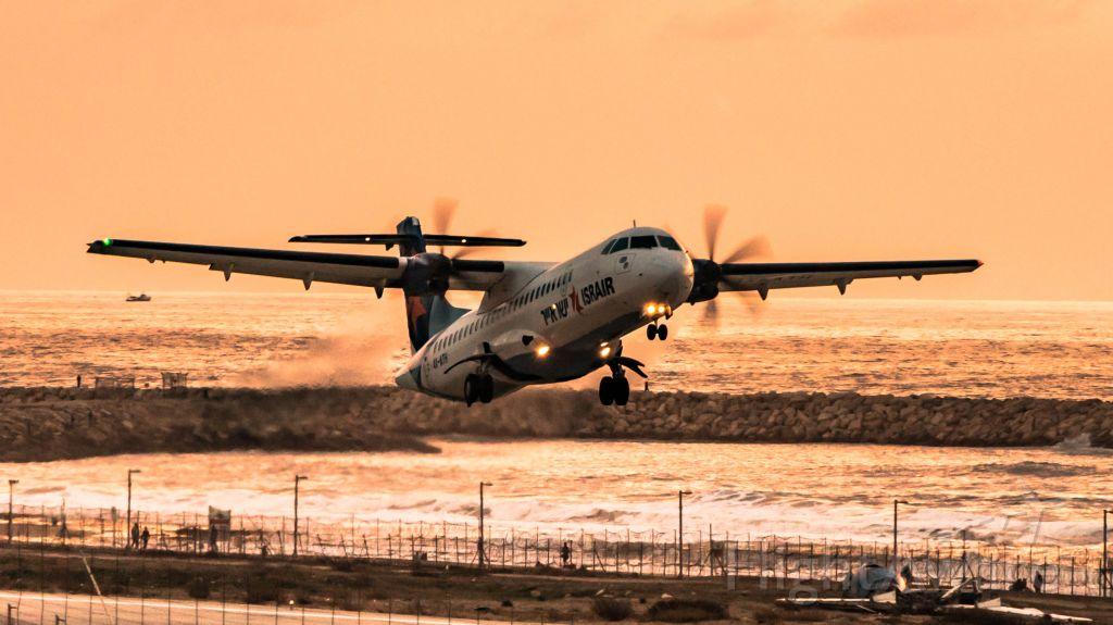ATR ATR-72 (4X-ATH)