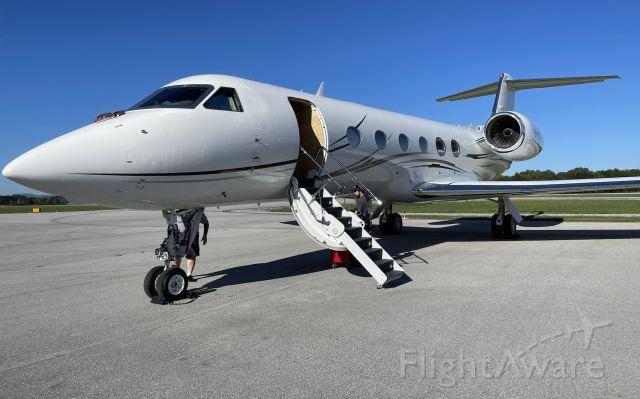 Gulfstream Aerospace Gulfstream IV (N31BG)