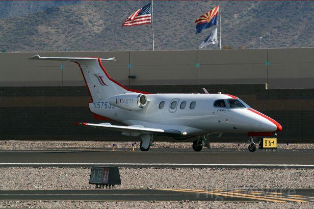 Embraer Phenom 100 (N575JS)