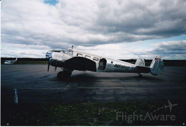 Cessna 206 Stationair (N61912)