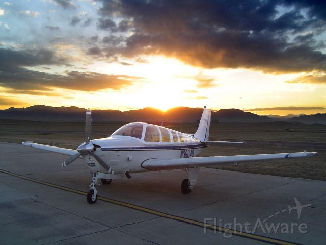 Beechcraft Bonanza (36) (N38040)