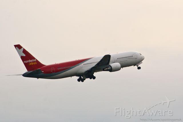 BOEING 767-300 (VQ-BRA)