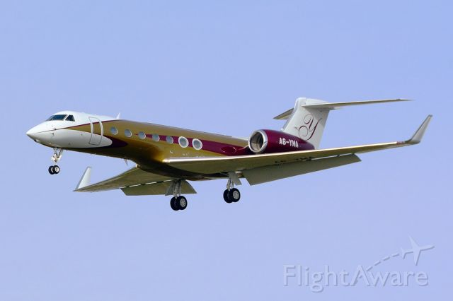 Gulfstream Aerospace Gulfstream V (A6-YMA) - OWNED BY YUSUFALI MA(YMA)