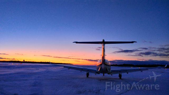 Pilatus PC-12 (C-FKPI)