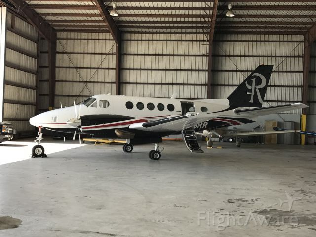 Beechcraft King Air 100 (N519RR)