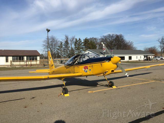 SCHWEIZER TG-7 (N26AF) - Rare TG-7A Motor Glider