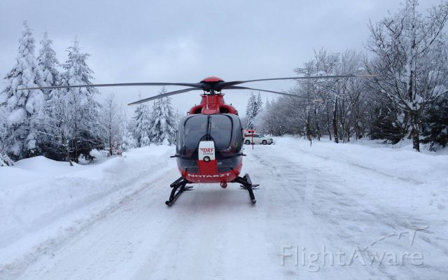 Eurocopter EC-635 (D-HDRL) - EC-H135 rescue helicopter (DRF)
