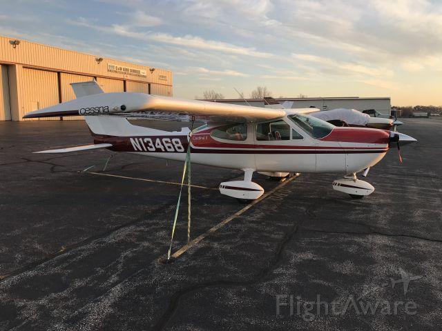 Cessna Cardinal (N13468) - 1976 Cardinal 177B