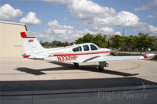 Beechcraft 35 Bonanza (N332HP)