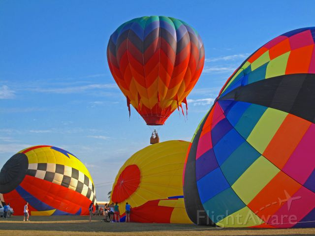 Unknown/Generic Balloon — - Waterford Hot Air Balloon Festival, Waterford, Wisconsin