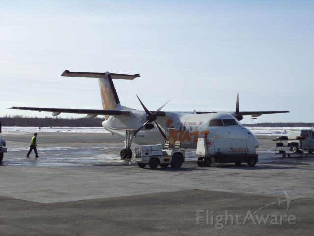 de Havilland Dash 8-100 (C-GJMI)