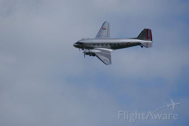LN-WND — - Norwegian C47... Flying Legends @ Duxford July 12