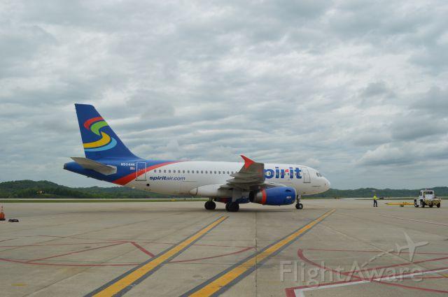 Airbus A319 (N504NK)