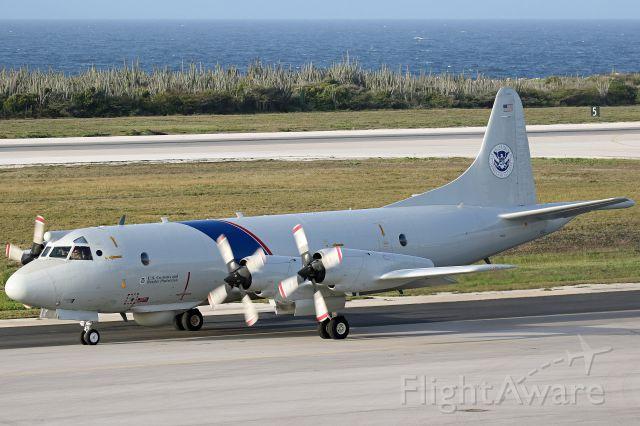 Lockheed P-3 Orion (N480SK)