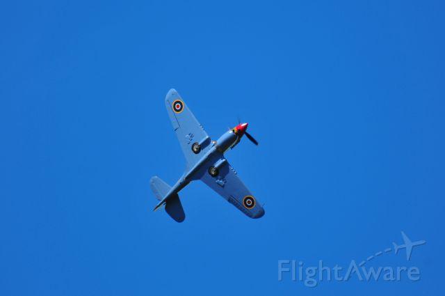 — — - Curtiss P40-N Kittyhawk