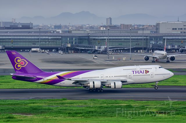 Boeing 747-400 (HS-TGZ)