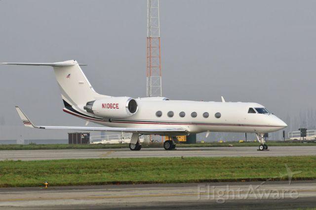 Gulfstream Aerospace Gulfstream IV (N106CE)