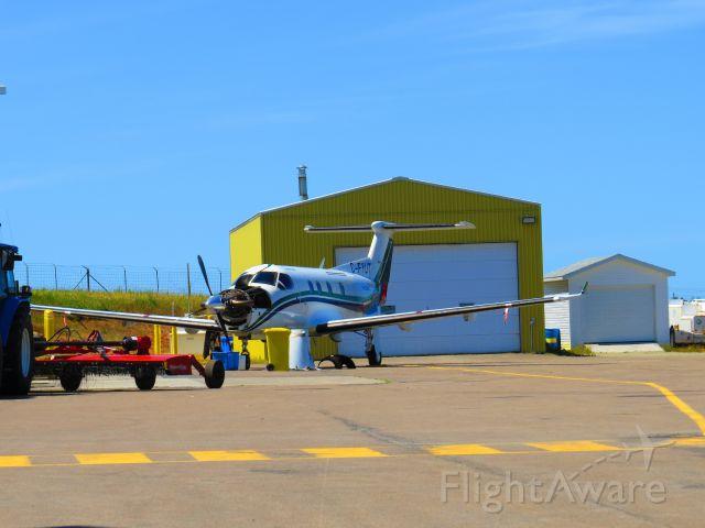 British Aerospace Jetstream Super 31 (C-FYUT) - Engine trouble