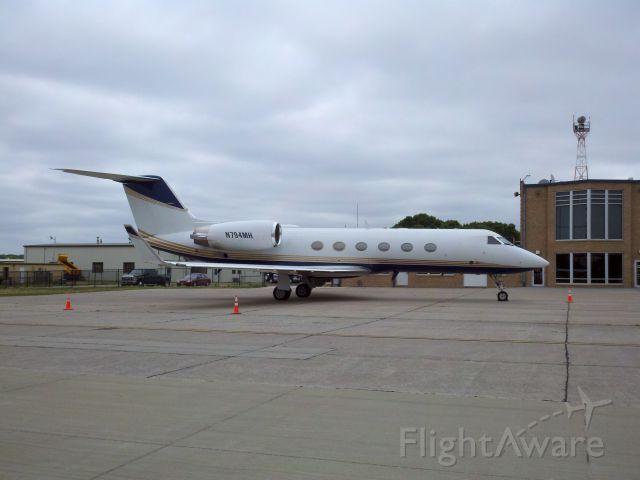 Gulfstream Aerospace Gulfstream IV (N794MH)