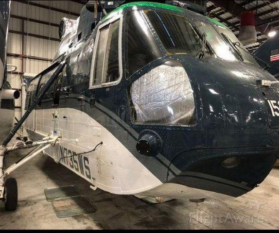 Sikorsky Sea King (N735WS) - For Sale
