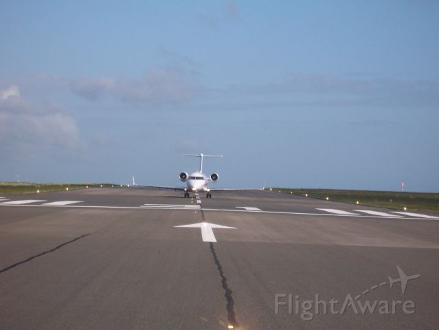 — — - Waiting for the runway to clear - Wick Scotland