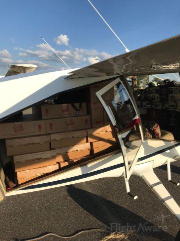 MAULE MT-7-260 Super Rocket (N3241X) - Hurricane relief supplies!