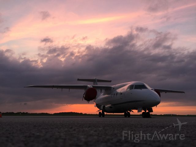 Fairchild Dornier 328JET (N359SK) - Not bad for an iPhone photo.